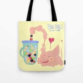 Mr. Pho & Bon Bons Tote Bag