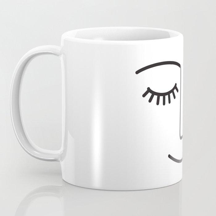 Wink Coffee Mug