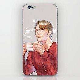 Hannibal iPhone Skin