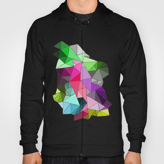 perfect colors in an imperfect configuration Hoody