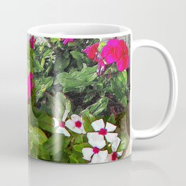 Mixed Annuals Coffee Mug