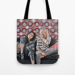 Brynn and Kristin Tote Bag