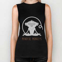 Mindful Monkeys Biker Tank