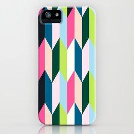 Playful Geometry iPhone Case