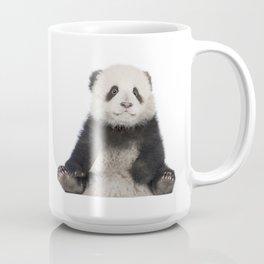 Cute Young Giant Panda Coffee Mug