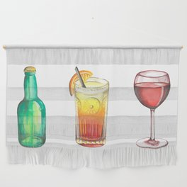 Happy Hour Wall Hanging