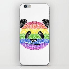 Panda Pride iPhone Skin