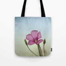 Happy lil Flower Tote Bag