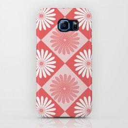 Daisy Argyle Red iPhone Case