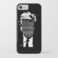 lynch iPhone & iPod Cases featuring Lynch. by Spazy Art