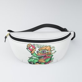 GREEN - Scooter Fanny Pack