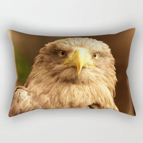 Predator, Eagle Rectangular Pillow