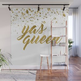 Yas Queen Wall Mural