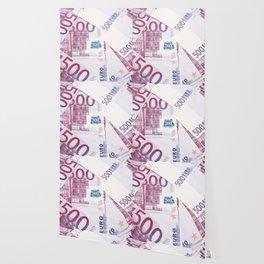 500 Euros bills Wallpaper