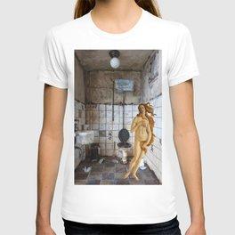 The Birth of Boris T-shirt