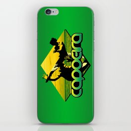 Capoeira iPhone Skin