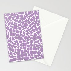 British Mosaic Orchid Stationery Cards