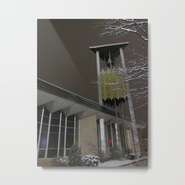 The Bells Are Silent Metal Print