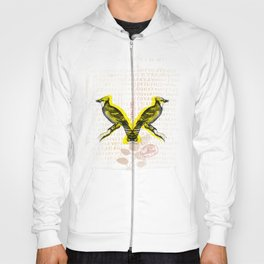 Two Birds Hoody