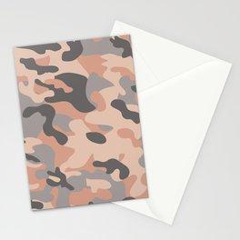 NUDE CAMO Stationery Cards