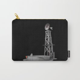Standing Here Carry-All Pouch