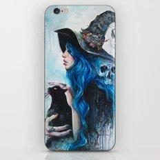 Blue Valentine iPhone & iPod Skin