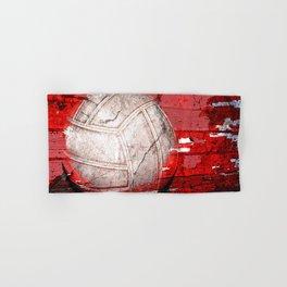 Volleyball vs 3 Hand & Bath Towel