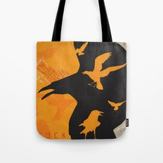 Alfred's quotes Tote Bag