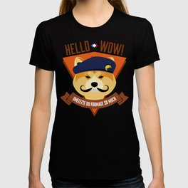 Hello wow, Omelette du Fromage So Much T-shirt