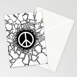 Peacebreaker II Stationery Cards