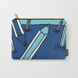 Pencils Dream Carry-All Pouch
