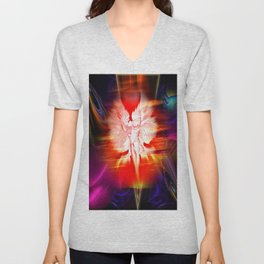Heavenly apparition 5 Unisex V-Neck