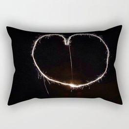 love/light Rectangular Pillow