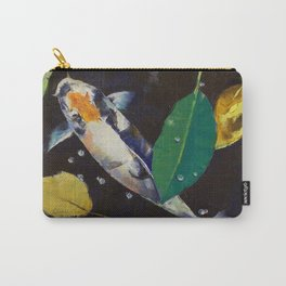 Kumonryu Koi Art Carry-All Pouch