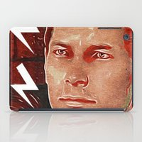 dragon age iPad Cases featuring Commander Cullen: Dragon Age by Georgiart