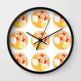 Laksa Wall Clock