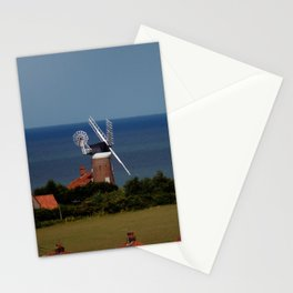 Weybourne windmill Stationery Cards