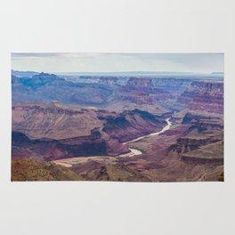 Colorado River in Grand Canyon Rug