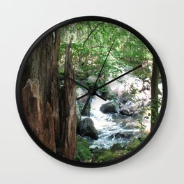 Green River Wall Clock