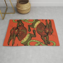 THE MAGICIAN (COLOR) Rug
