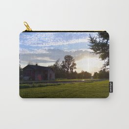 Train Shed Carry-All Pouch