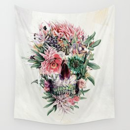 Momento Mori Rev Wall Tapestry