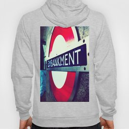 TUBE SIGNS-Embankment Hoody