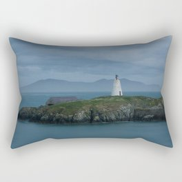 Twr Bach lighthouse 2 Rectangular Pillow