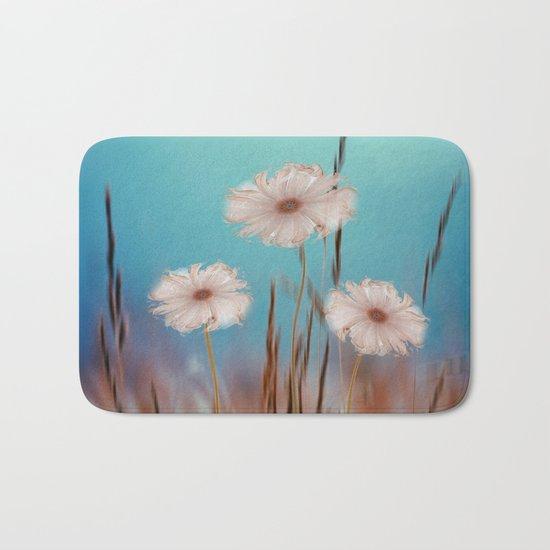 Flowers for Eternity 2 Bath Mat