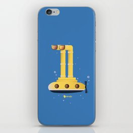 Underwater iPhone Skin