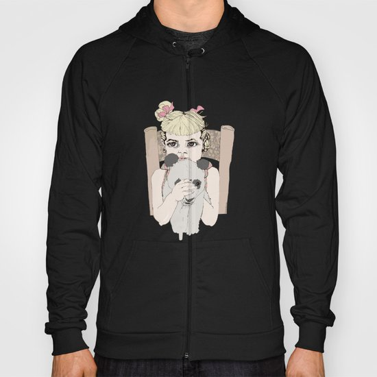 You can breathe! Hoody