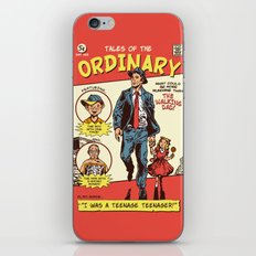 Tales Of The Ordinary iPhone & iPod Skin