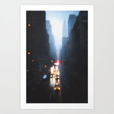 The Narrows Art Print