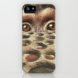 We are monkeys iPhone Case